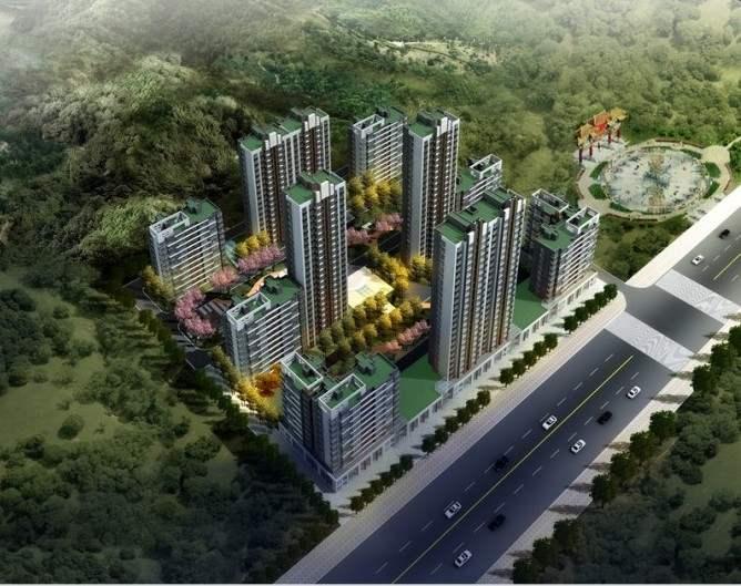 营口经济技术开发区青龙山公园主入口西(长江路立交桥东,路北)